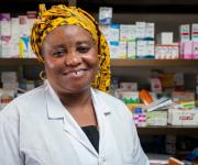 One of our FP pharmacist in Kaduna
