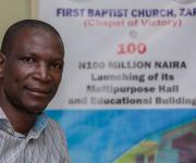 """We have continually educated traditional leaders and religious leaders. This is an way to get to the people, especially on the issue of FP where there are a lot of religious misconceptions. Unitedly, the two faiths have been able to come together to speak with one voice on safe motherhood and infant mortality."" - Reverend Isaac Gbadero, Vice Chairman Interfaith Forum Zaria"